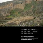 Portada libro El oro aluvial en la provincia de Granada