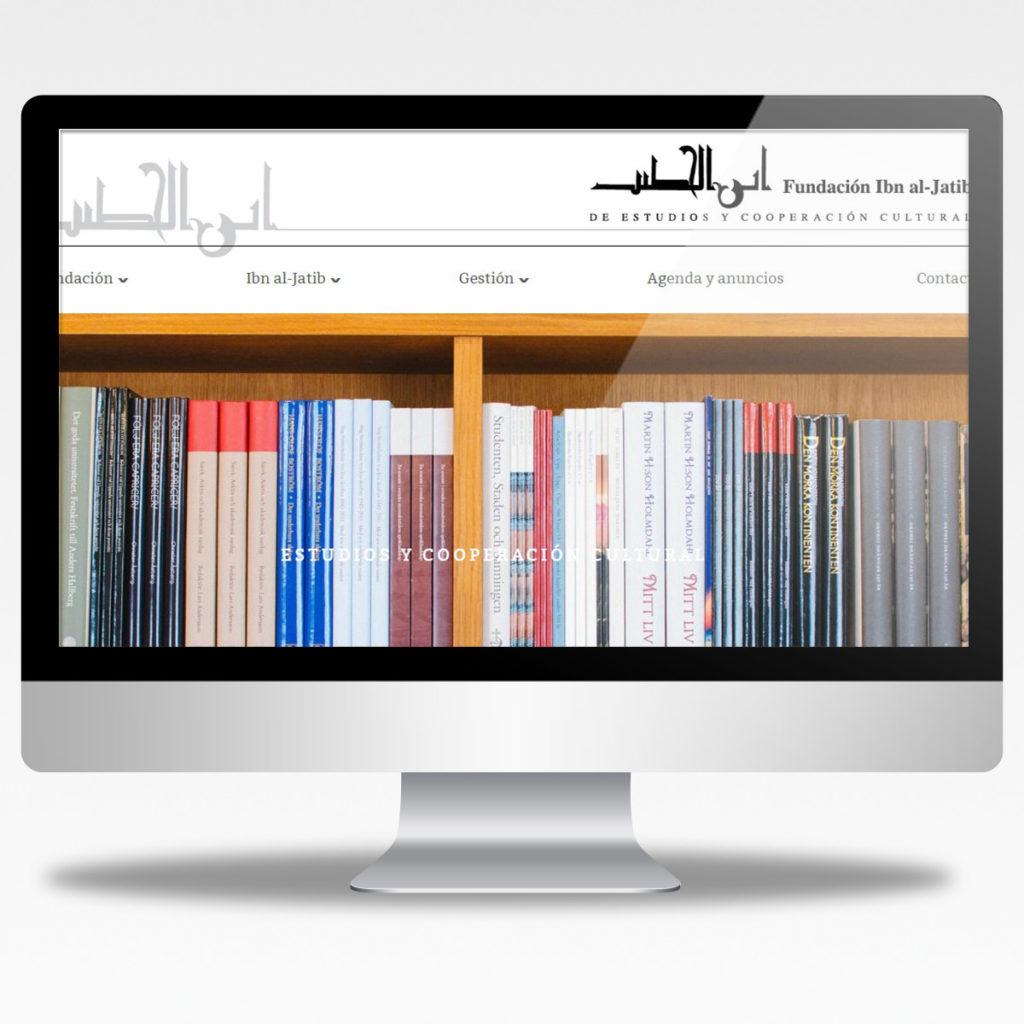 Nueva web de al Fundación Ibn al Jatib